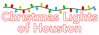 Christmas Lights Houston Logo